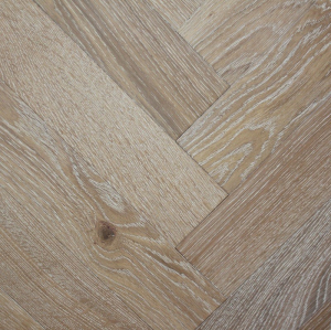 Denoel Engineered Oak Oiled Nordic Beach Parquet Flooring 90 x 360mm