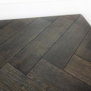 Denoel Engineered Oak Oiled Foundary Steel Parquet Flooring 90 x 360mm