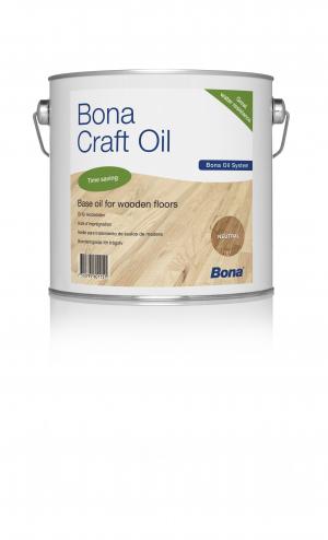 Bona Craft Oil Pure (Natural/Clear) 5L