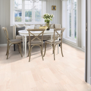 BOEN Pure Nordic Collection ASH POLAR Engineered Wood Flooring 215mm   - CALL FOR PRICE