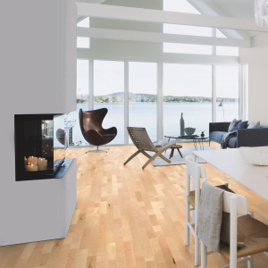 BOEN Pure Nordic Collection  BOEN MAPLE CANADIAN CONTRACT Engineered Wood Flooring  139mm  - CALL FOR PRICE