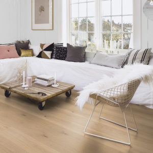 BOEN Pure Nordic Collection  OAK ANIMOSO LIVE PURE Engineered Wood Flooring  209mm  - CALL FOR PRICE