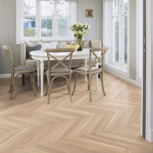 BOEN Pure Nordic Collection  Oak BALTIC WHITE  Engineered Wood Flooring  70mm