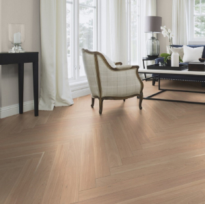 BOEN Pure Nordic Collection OAK WHITE NATURE  Engineered Wood Parquet  Flooring  100mm