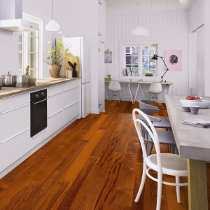 BOEN Urban Contrast Collection MERBAU Engineered Wood Flooring 138mm  - CALL FOR PRICE