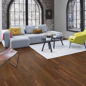 BOEN Urban Contrast Collection WALNUT AMERICAN ANDANTE Engineered Wood Flooring 215mm  - CALL FOR PRICE