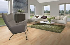 KAHRS Activity Floor  Hard  Maple Satin  Lacquer  Swedish Engineered  Flooring 200mm - CALL FOR PRICE