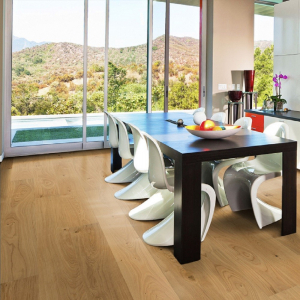 KAHRS Lux Collection Oak Sun   Ultra Matt Lacquer  Swedish Engineered  Flooring 187mm - CALL FOR PRICE