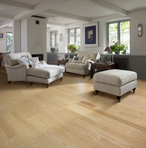 KAHRS Nordic Naturals Ash Gothenburg Lacquer Swedish Engineered Flooring 200mm- CALL FOR PRICE
