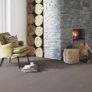 BOEN Modern Rustic  Collection OAK GREY PEPPER Engineered Wood Flooring 209mm  - CALL FOR PRICE