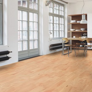 BOEN Pure Nordic Collection  Beech ANIMOSO Engineered Wood Flooring  215mm  - CALL FOR PRICE