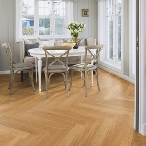 BOEN Pure Nordic Collection  Oak NATURE Engineered Wood Parquet Flooring  70mm