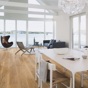 BOEN Pure Nordic Collection  Oak OLD GREY Engineered Wood Flooring  209mm  - CALL FOR PRICE