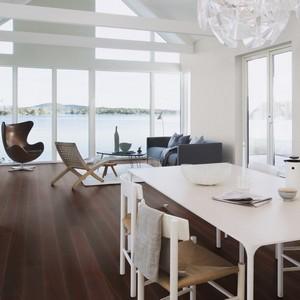 BOEN Urban Contrast Collection OAK NOIR  Engineered Wood Flooring 138mm  - CALL FOR PRICE