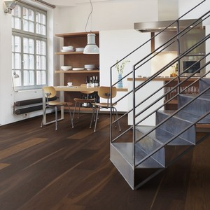 BOEN Urban Contrast Collection OAK SMOKED  MARCATO Engineered Wood Flooring 138mm  - CALL FOR PRICE