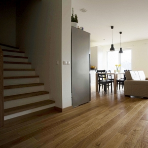 ECO EUROPEAN PREMIUM ENGINEERED FLOORING SAICOS  NATURAL RUSTIC OAK  180mm