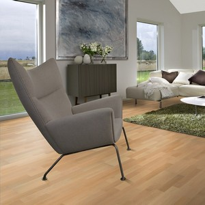 KAHRS Activity Floor  Beech Satin  Lacquer  Swedish Engineered  Flooring 200mm - CALL FOR PRICE