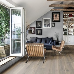 KAHRS Da Capo Oak Reclaimed  Ritotno Oiled Swedish Engineered Flooring 190mm - CALL FOR PRICE