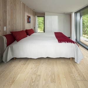 KAHRS Sand  Collection Ash Falsterbo Matt Lacquered Swedish Engineered  Flooring 200mm - CALL FOR PRICE