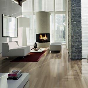 KAHRS Shine Oak Pearl Lacquer Swedish Engineered Flooring 130mm - CALL FOR PRICE