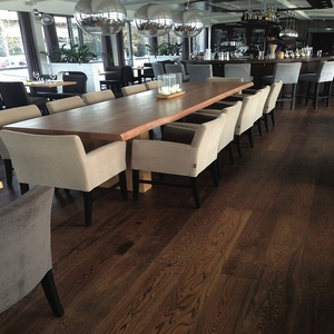 LAMETT LACQUERED ENGINEERED WOOD FLOORING NEW YORK COLLECTION COFFEE OAK 190x1860MM