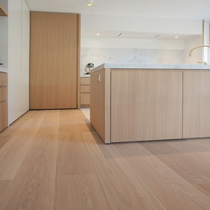 LAMETT LACQUERED ENGINEERED WOOD FLOORING NEW YORK COLLECTION PURE 190x1860MM