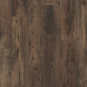 QUICK STEP LAMINATE PERSPECTIVE WIDE  COLLECTION RECLAIMED CHESTNUT BROWN FLOORING 9.5mm