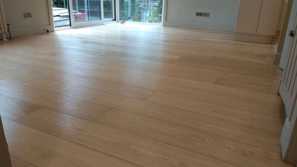 Floor Sanding and Restoration- London Eco Floors