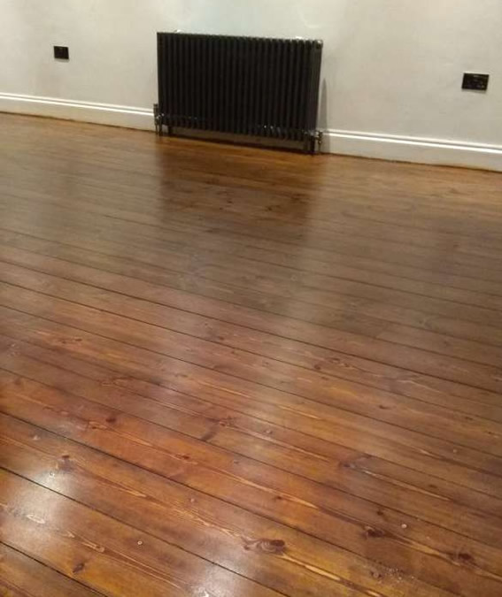 Floor Sanding Service- London Eco Floors