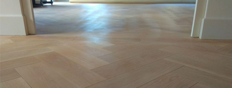 Wood Floor Renovation- London Eco Floors